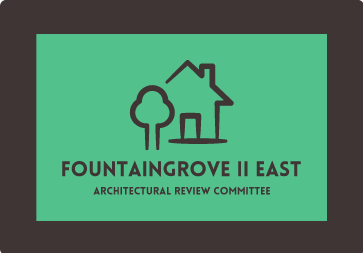 Fountaingrove II East Architectural Review Committee
